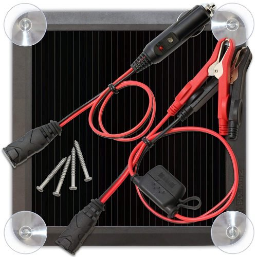 NOCO Black Life BLSOLAR2 2.5 Watt Solar Battery Charger and Maintainer review