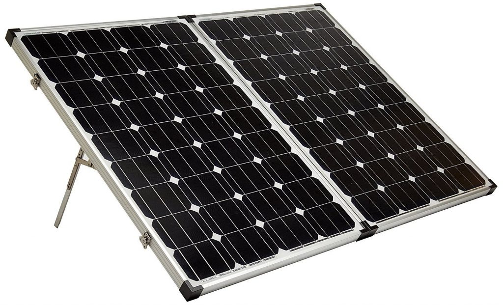 6 Best Portable Solar Panels Reviews Of The Top Rated