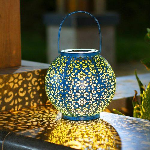 homeimpro decorative solar lantern review
