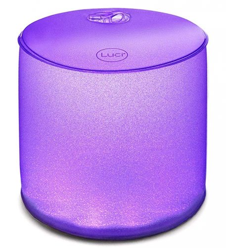 luci inflatable solar lantern review