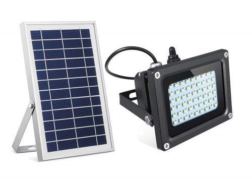 semilits solar flood lights review
