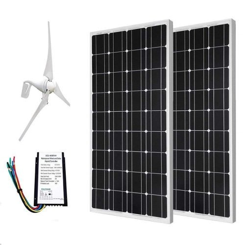 ECO-WORTHY 24 Volts 600 Watts Wind Solar Power review