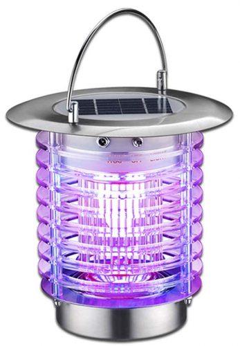 MeetUs Wireless Solar Power Mosquito Light review