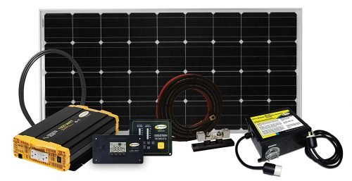 Go Power Weekender SW Complete Solar and Inverter System