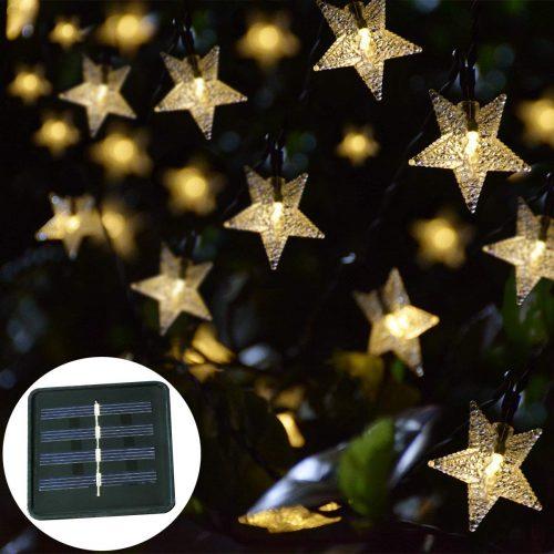 Windpnn Solar Star String Lights review