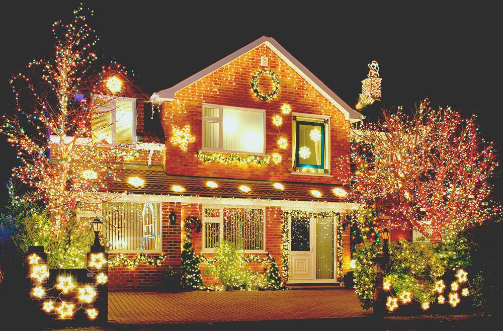 10 Best Solar Christmas Lights