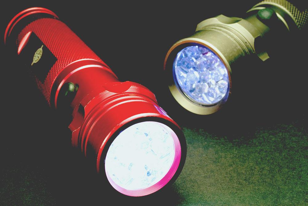 best solar flashlights