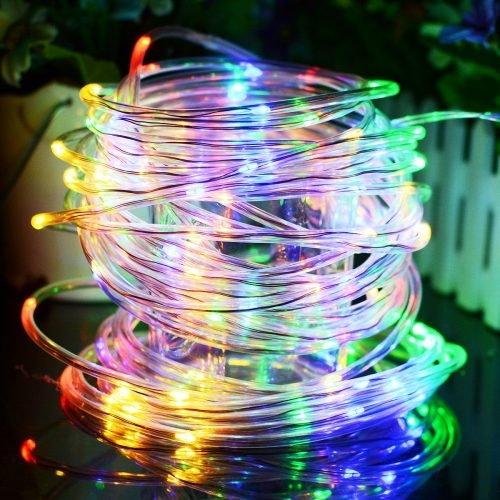 soco Solar Rope String Lights Waterproof