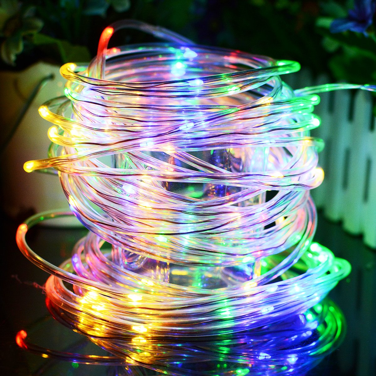 10 Best Solar Christmas Lights Reviews And Ratings For 2020