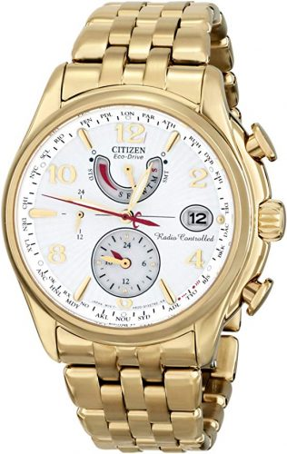 Citizen Eco-Drive Womens FC0002-53A World Time A-T Watch