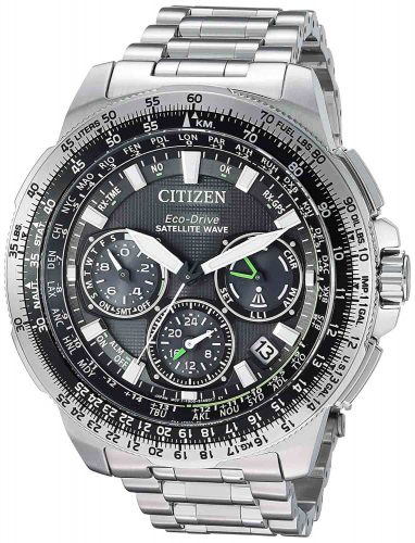 Citizen Mens Eco-Drive Promaster Navihawk Satelitte GPS Watch with Day Date, CC9030-51E