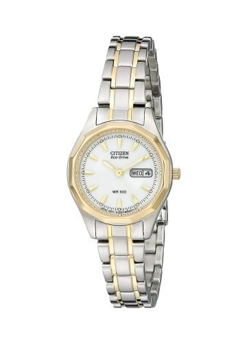 Citizen Eco-Drive Two-Tone Stainless Steel Watch