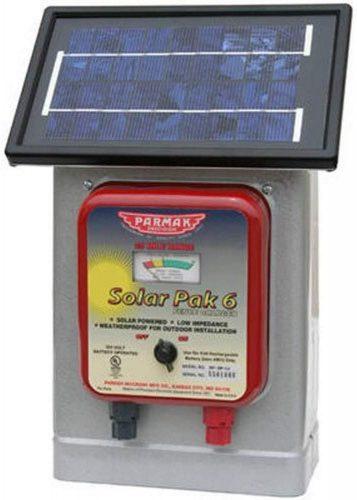 Parkmak DF-SP-LI Solar Pak 6