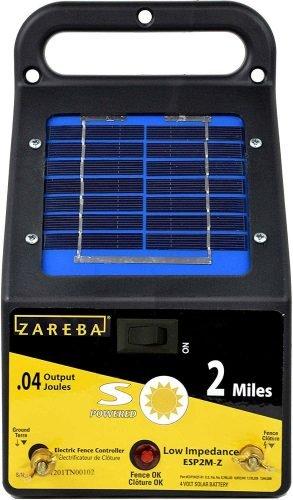 Zareba ESP2M-Z Solar Charger